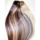 Vlasové pásy - tresy 40 cm - European Weaves - rovná struktura