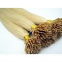 Ruské vlasy pro microrings / I typ/ 50cm