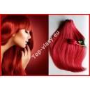 Červené Red Clip In MAXI sady 150 - 230 g