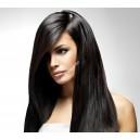 Vlasové prameny pro micro rings 50/55cm / 100% lidské vlasy Remy A+/