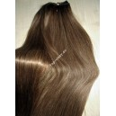 Světle hnědé Maxi Dvojité 2in1 vlasy